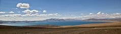 Lake Rakshastal (L I C H T B I L D E R) Tags: china lake see buddhism tibet spirituality hinduism kailash yatra holyland cora manasarovar westerntibet lakerakshastal rakshastal