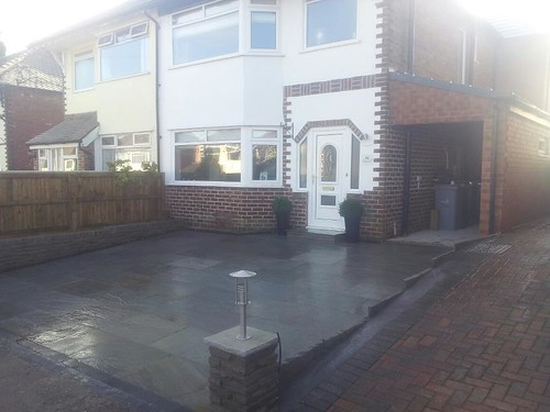 Driveway and Garage Construction Macclesfield  Image 1