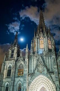 La Catedral de la Santa Creu i Santa Eulàlia, Barcelona