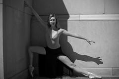 Sarah (Michael A. Martinez) Tags: city light portrait sky ballet art girl beautiful beauty leather canon shoe blog dance orlando ballerina ribbons shoes soft arch florida dancer pointe essence satin sole balet ballerinas balett balerina balletpointe baletki baletka canon7d baletky