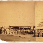 Panorama of the West End Brewery, Hindley Street, c.1888 thumbnail