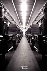 Alone in the Wagon (sebastiano.riva) Tags: train wagon treno vagone stealingshadows
