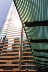 """""""中環交易廣場 Exchange Square, Central"""" / 香港金融建築之形 Hong Kong Financial Architecture Forms / SML.20130315.EOSM.03327"""