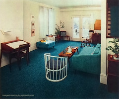 Before HGTV and the DIY Network... (epiclectic) Tags: womanshomecompanion october 1955 vintage magazine article retro home design interior decorating carpet interiors house furniture imagenhancingbyepiclecticcom epiclectic ephemera epiclecticcom