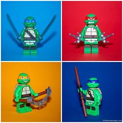 Tortues Ninja (Fab joue aux Lego) Tags: fun lego minifig minifigs tmnt ninjaturtles minifigure minifigures legominifig tortuesninja minifigurine legopictures legotmnt