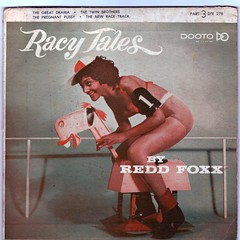 45 RPM Racy Tales By Redd Foxx (A.Currell) Tags: 3 records up by stand comedy tales album vinyl picture 45 part jacket single record redd sleeve rpm 45rpm foxx 278 racy dte dooto