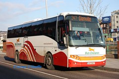 Bus Eireann LC25 (08D28427). (James O Keeffe) Tags: bus march cork quay merchants daf axial eireann vdl lc25 2013 berkhof sb4000 08d28427