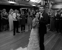 Anna+Nathan-B+W-85 (Avesh Vather) Tags: new wedding anna gardens canon nathan auckland zealand zen 2013 5diii