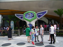 Buzz Lightyear Planet Rescue sign (coconut wireless) Tags: china sign asia ride shanghai buzzlightyear disneyland disney signage amusementpark pudong tomorrowland themepark attraction sdp 2016 sdl frikitiki shdl shanghaidisneyland asia2016 buzzlightyearplanetrescue shdlp