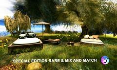 Special edition , Mix & Match 24 mai (☥☼ Sєc☯ιɑ Vιтɑ ☼☥) Tags: heion seco secoiavita secondlife blog secoia marketplace