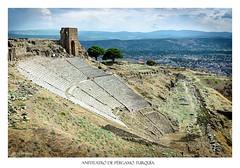 ANFITEATRO-DE-PRGAMO (PHOTOMAYEUTA) Tags: 2014 turqua turkey trkiye viaje viajes travel ruina ruins griegas anfiteatro amphitheater prgamo bergama