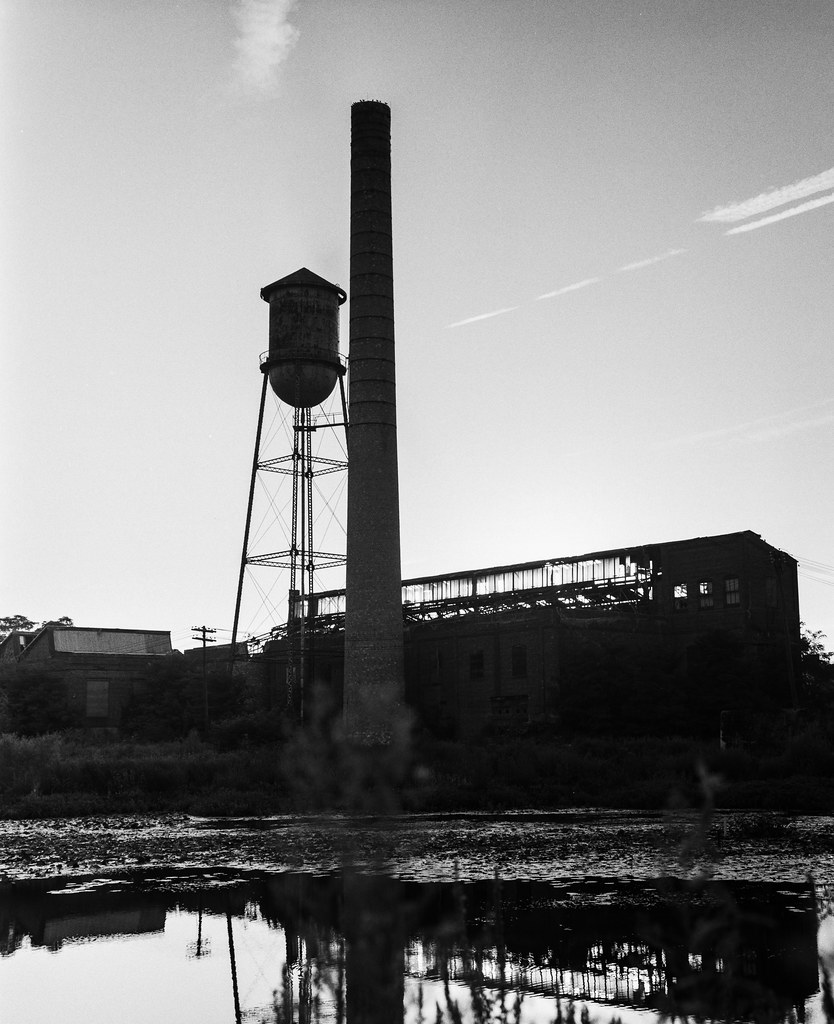 Landscape Lighting Gillette Nj: The World's Best Photos Of Mill And Smokestack