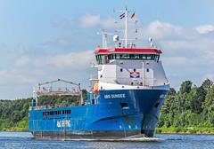 Abis Dundee (maritime.fotos) Tags: abisdundee dseries abisshipping abis heavyload schwergut schwerguttransportschiff heavyloadcarrier sehestedt kielcanal nok nordostseekanal