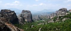 Meteora Greece (denbedstetid) Tags: meteora greece canon g7x rock mountain