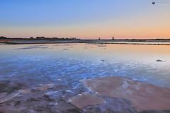 Saline (Giacomo Gabriele) Tags: landscape saline mare marsala paesaggio tramonto sunset sale mulini acqua specchio stagnone sicilia tp