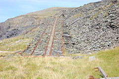 Dinorwic quarry (Newage2) Tags: derelict abandoned quarry dinorwic slate wales mountain tunnel tunnels