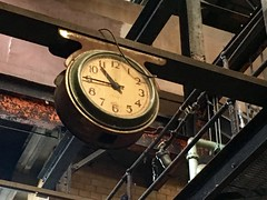 Clock - NYC (verplanck) Tags: industrial architecture rooseveltisland vanishingnewyork