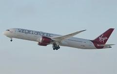 Virgin Atlantic Airways 787-900 (G-VMAP) LAX Takeoff 1 (hsckcwong) Tags: virginatlanticairways virginatlantic 787900 7879 787 dreamliner gvmap lax westendgirl