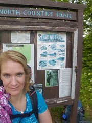 Birgit Nazarian (North Country Trail) Tags: hike100nct backpacking hikes a100 allegheneynationalforest ncnst oh ohio pa pennsylvania motivation getoutside exploremore findyourpark memories trail