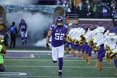 Chad Greenway of Minnesota Vikings (johnkasperminnesotavikings) Tags: minneapolis mn usa