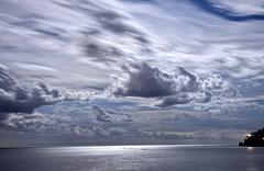 Il mare a Paraggi - notte D31265R (gio.pas_sm) Tags: mare notte tigullio paraggi baia portofino santa margherita
