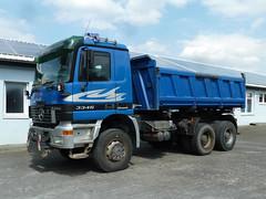 MB Actros 3346 (Vehicle Tim) Tags: mercedes mb actros lkw truck kipper tipper fahrzeug
