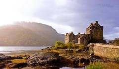 Eilean Donan Castle (Abermals Photography) Tags: scotland eileandonancastle nature sun castle natur schottland eilean donan landscape landschaft