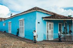 Trinidad, Cuba (Davide Albani) Tags: street streetphotography streets streetcolor cuba trinidad people unposed ricoh gr
