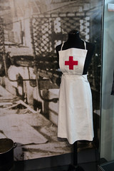 WWI Red Cross uniform (quinet) Tags: 2011 2014 croixrouge czech nationalmuseum národnímuzeum prag prague praha redcross roteskreuz thegreatwar tschechisch wwi worldwari tchèque czechrepublic