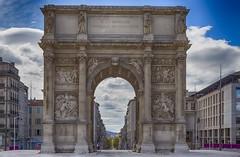 Arc de Triomphe (rbaxou) Tags: victoire marseille canon6d arcdetriomphe