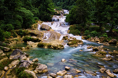 Aliwagwag waterfall (Hendraxu) Tags: aliwagwag waterfall faalls water nature green cateel compostela mindanao philippines eco park fuji fujifilm xm1 fujinon 1024mm f4