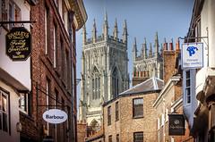 York Minster, York (DM Allan) Tags: york minster petergate northyorkshire yorkshire historic england