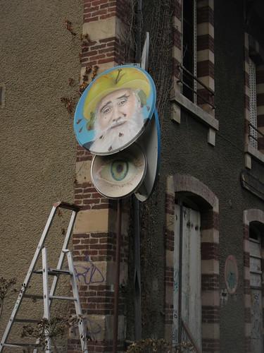 Message : direction Gisors... Eragny sur Epte, Pissarro