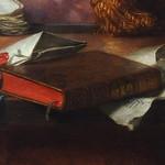 AGESCI (d') Bernard,1784 - La Liseuse (Chicago) - Detail -d thumbnail