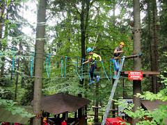 P8234075e (topzdk) Tags: treeclimbing summer 2016 czechrepublic ski slope lanovy park