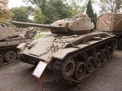 M24 light tank (quinet) Tags: 2013 austria autriche heeresgeschichtliches m24 museumofmilitaryhistory panzer vienna vienne wien tank sterreich