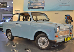 BERLIN, GERMANY - Trabant car museum/ ,  -    (Miami Love 1) Tags: gdr ddr eastgermany trabant car carro museo museum         berlin germany german alemania aleman