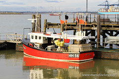 Anna Louise HH56 (mariafowler.co.uk) Tags: anna boat fishing vessel louise hh56