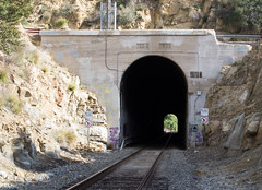 Santa Susana Pass rail (0298) (DB's travels) Tags: sanfrancisco california railroad amtrak tempcrr