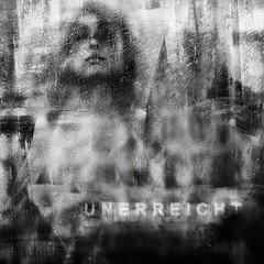 """u n e r r e i c h t"" (helmet13) Tags: bw woman reflection window rain promotion raw raindrops shopwindow windowshopping 100faves unrivaled d700 world100f unerreicht"