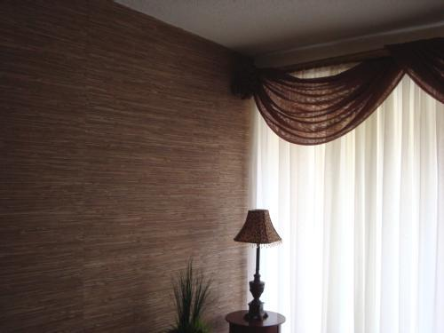 Tapices texturizados moda para tus paredes - Papel para cubrir paredes ...