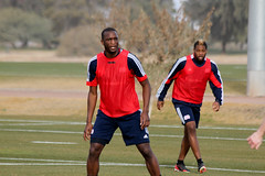 Kalifa Cisse and Andrew Farrell (nerevolution) Tags: revs revolution casagrande andrewfarrell kalifacisse