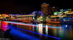 Clarke Quay at night (Bluemonkey08) Tags: singapore ericlam nikond600 bluemonkey08 tamron2470mmf28divcusd