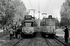 Almost perfect (railfan3) Tags: old amsterdam 1974 october transport tram opening trams tramway oude trolleys busch amsterdams alte tramtracks streetcars amsterdamse hofmann slotermeer 732 vervoer stadsarchief tramhalte geuzenveld openbaar linke lijn13 874 amsterdamtram tramsporen tramcars tramweg verlenging strasenbahn amsterdamtrams amsterdamsetram beijnes strassenbahnwagen amsterdamsetrams tramstellen tramwagens trammaterieel
