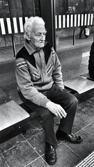 Regret (Ronan Collett) Tags: street old portrait man photography stuttgart candid