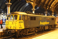 Freightliner 86610 - York - 31/1/13 (96tommy) Tags: york