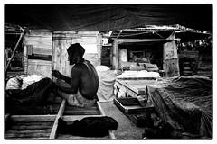 Port Antonio, Jamaica 2013 (Steffell) Tags: leica bw streetphotography m jamaica monochrom weaver sleeper portantonio
