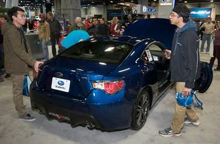 2013 Washington Auto Show - Lower Concourse - Subaru 4 by Judson Weinsheimer