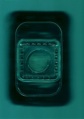 2PackSpiralEBoxReversek (unclebobjim) Tags: abstract colour contrast teal scanned packaging artefacts shockofthenew