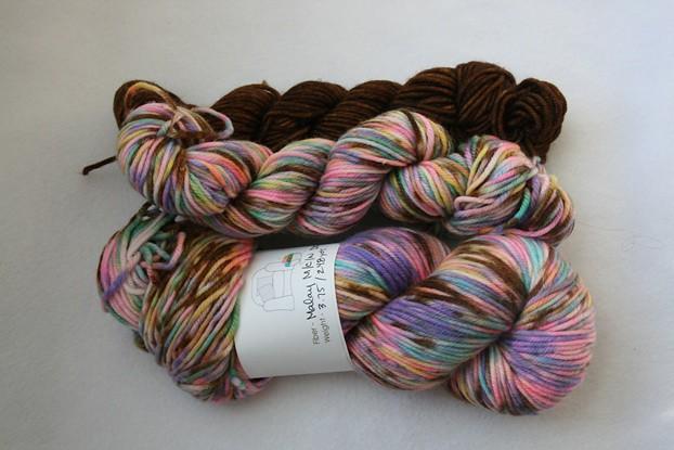 Comfort Wool Co Pandora - Superwash dk - Free Ship!